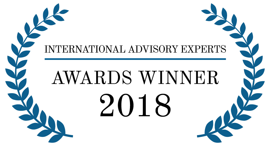 International Advisory Experts Award